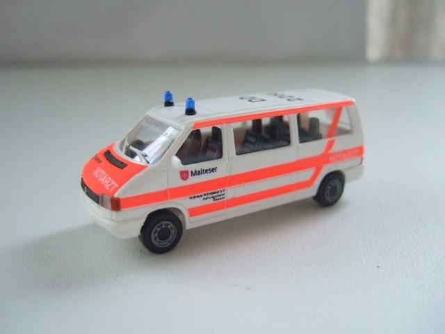 AWM VW T4 LR Malteser Notarzt