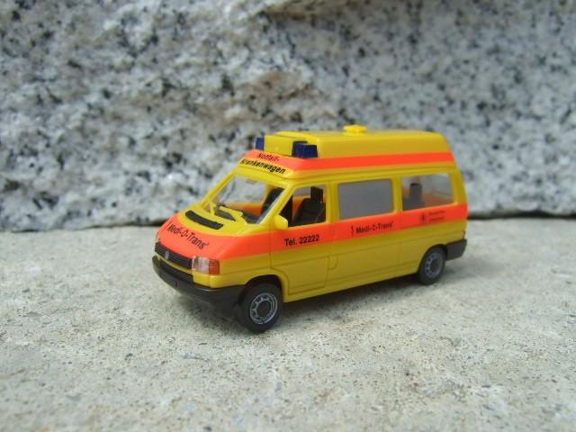 AWM VW T4 LR HD KTW Medi-O-Trans