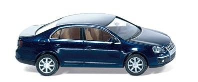 Wiking VW Jetta in shadowblue