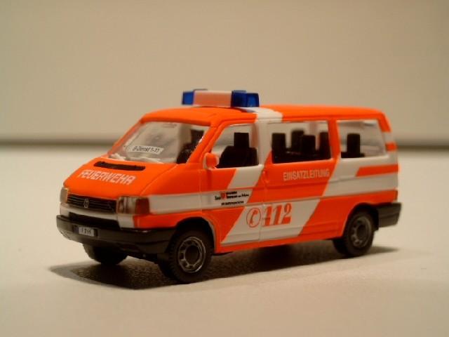 AWM VW T4 KR ELW BF Frankfurt am Main B-Dienst 1-11