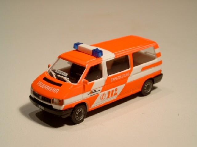AWM VW T4 LR ELW 1-11 BF Frankfurt am Main Fehlproduktion