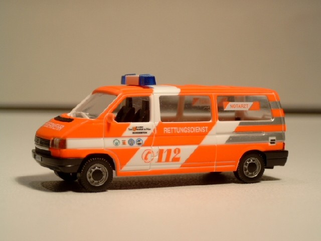 AWM VW T4 LR NEF 03 BF Frankfurt am Main Fehlproduktion