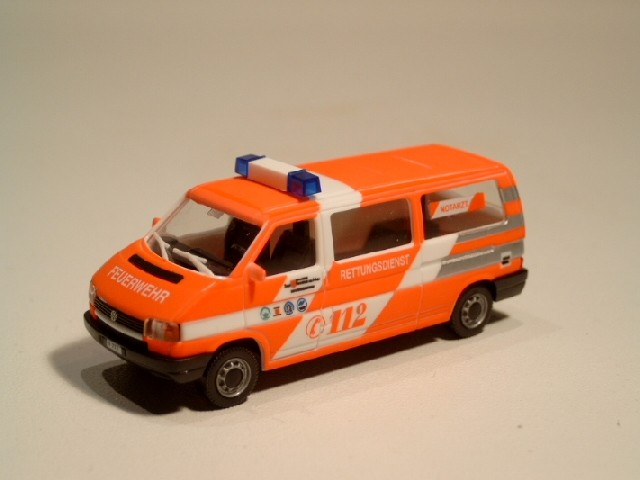 AWM VW T4 LR NEF 04 BF Frankfurt am Main Fehlproduktion