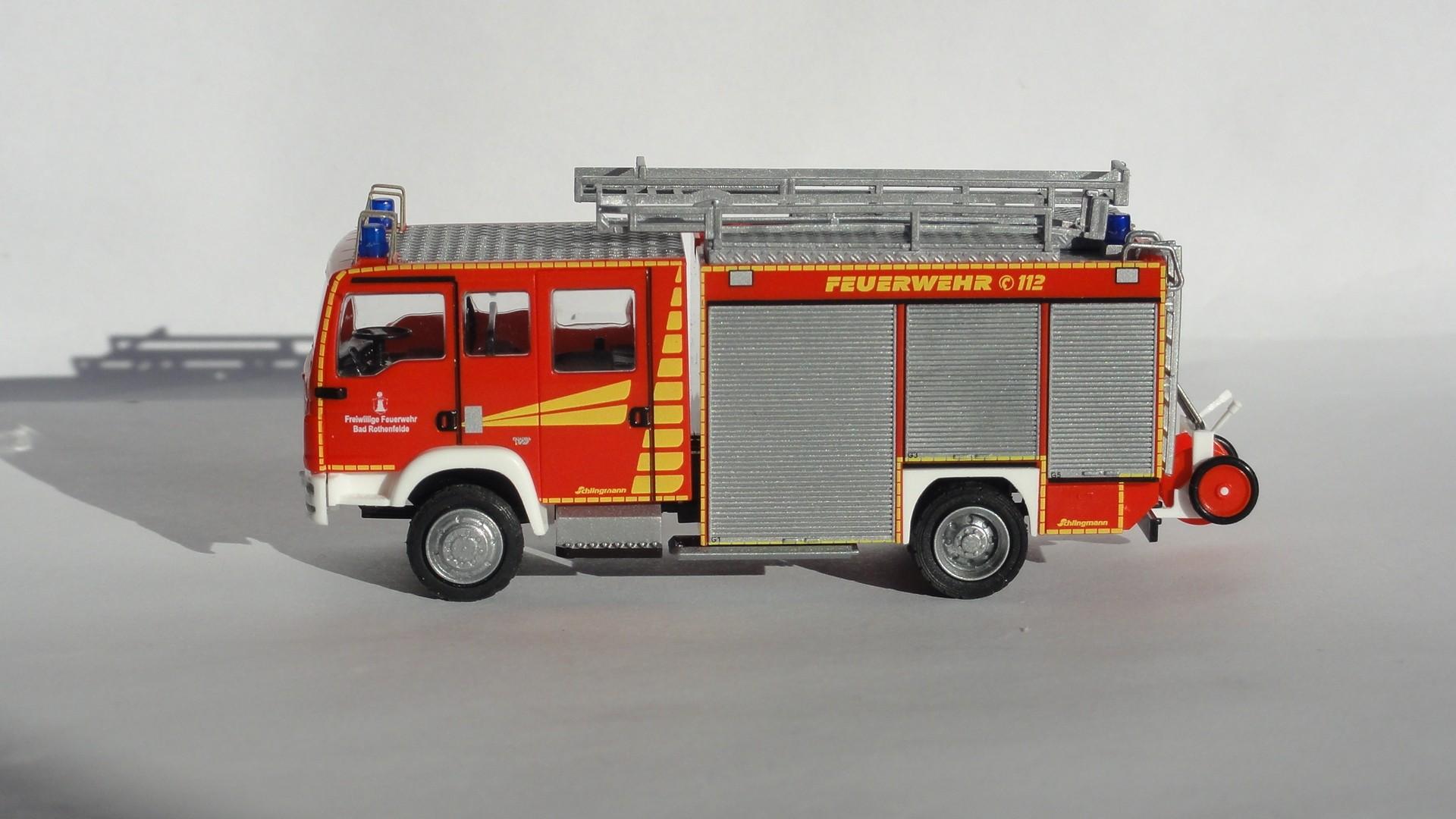 Rietze MAN TGM facelift HLF 20/16 FF Bad Rothenfelde (LK Osnabrück)