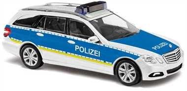 Busch MB E-Klasse Autobahnpolizei weiß