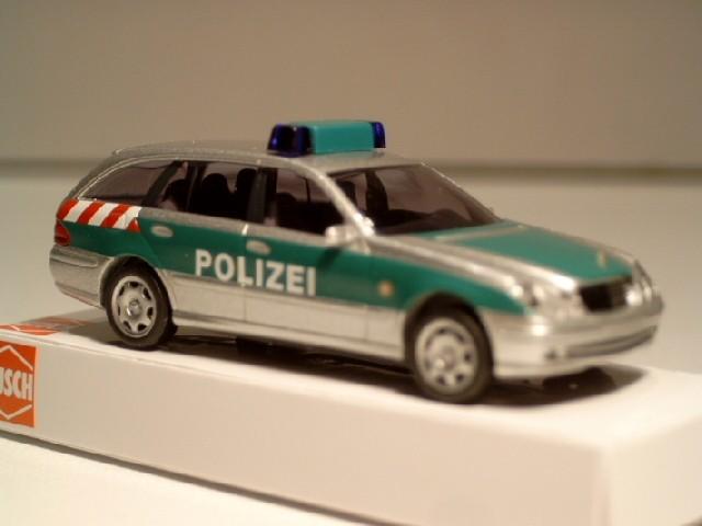 Busch MB E-Klasse Berliner Polizei