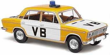 Busch Lada 1500 Polizei Tschechien -Einzelstück-