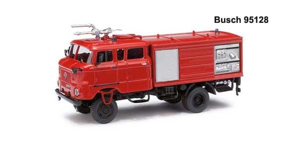 Busch / ESPEWE IFA W50 GMK TLF