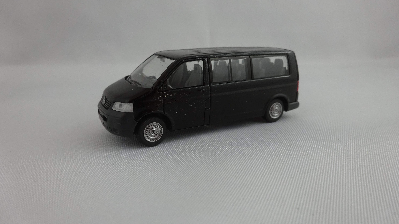Rietze VW T5 LR schwarz metallic -Einzelstück-