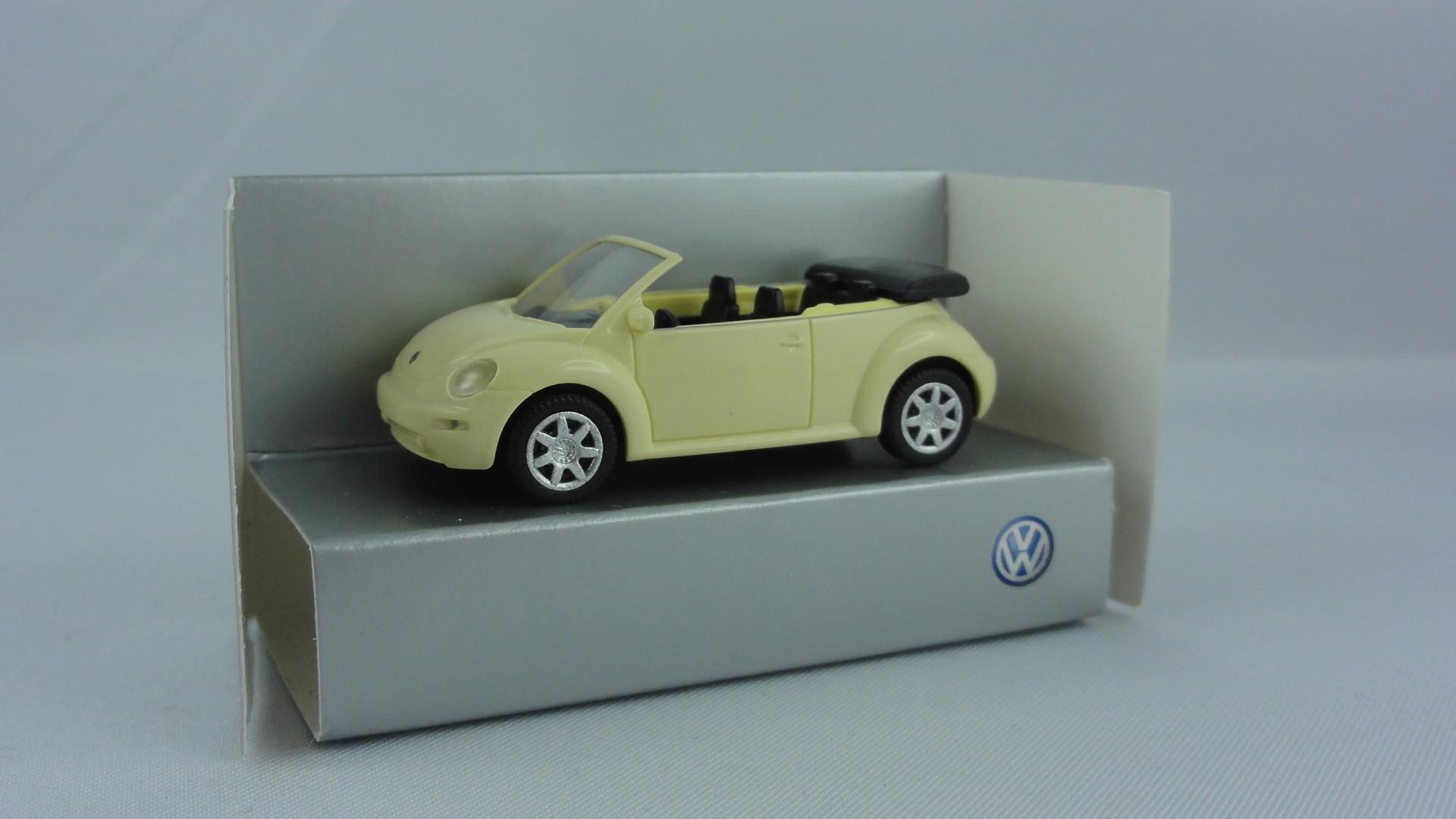 Wiking VW New Beetle Cabriolet, -Einzelstück-