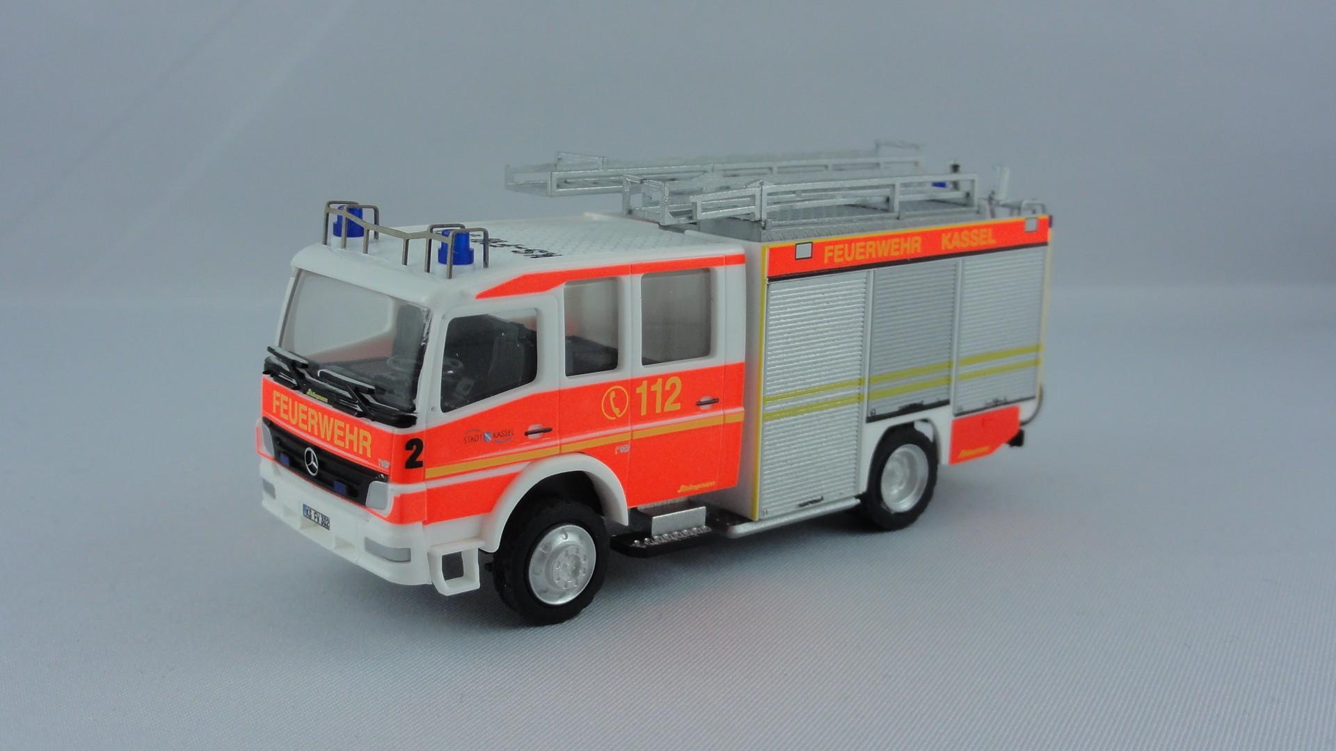 Rietze MB Atego 04 HLF 2 BF Kassel