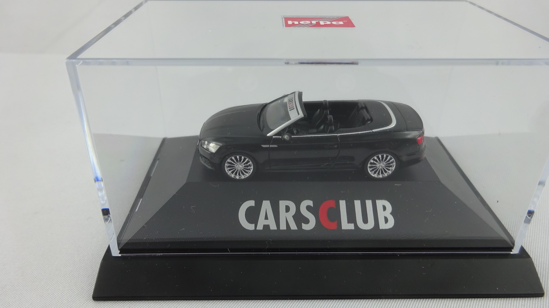 Herpa Audi A5 Cabrio - HCC 2017