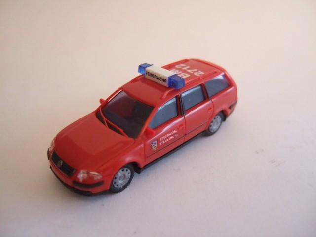 AWM VW Passat Feuerwehr Brühl