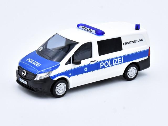 Busch MB Vito Polizei Bremen Einsatzleitung (Sondermodell)