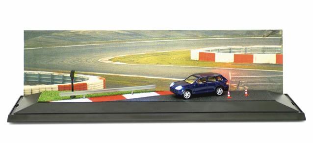 Herpa SCENIX-Edition Porsche Cayenne (Einzelstück)