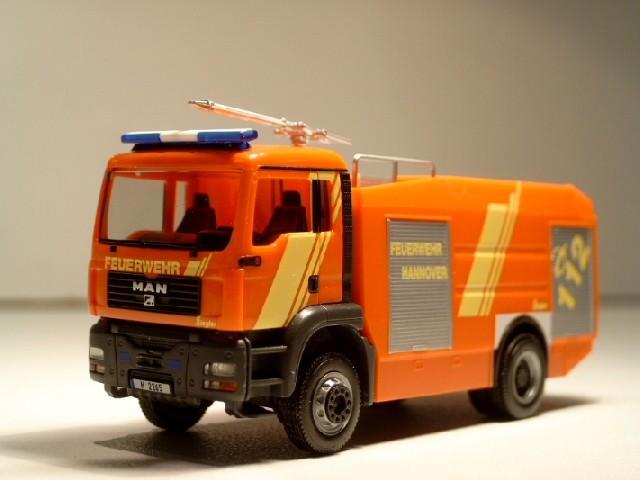 Herpa MAN TG-A TLF 24/60 Berufsfeuerwehr Hannover