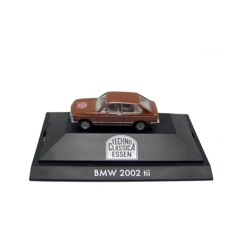Herpa BMW 202tii Techno Classica Essen in PC-Box -Einzelstück-