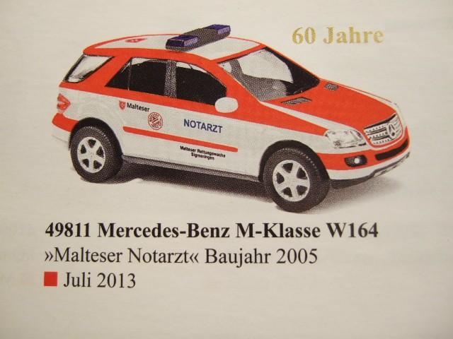 Busch MB ML NEF MHD Sigmaringen
