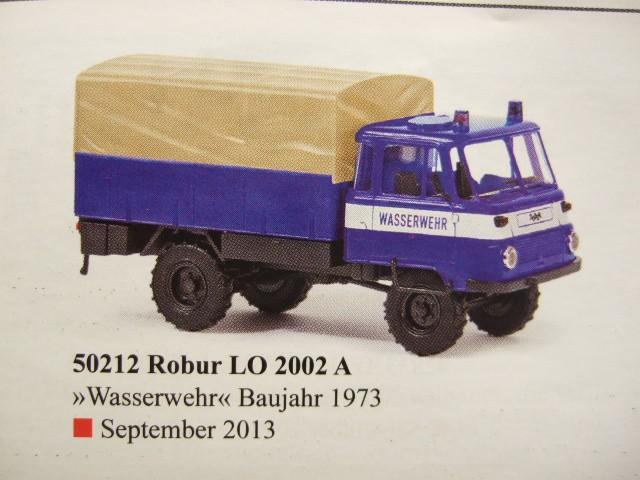 Busch Robur LO 2002 A Wasserwehr