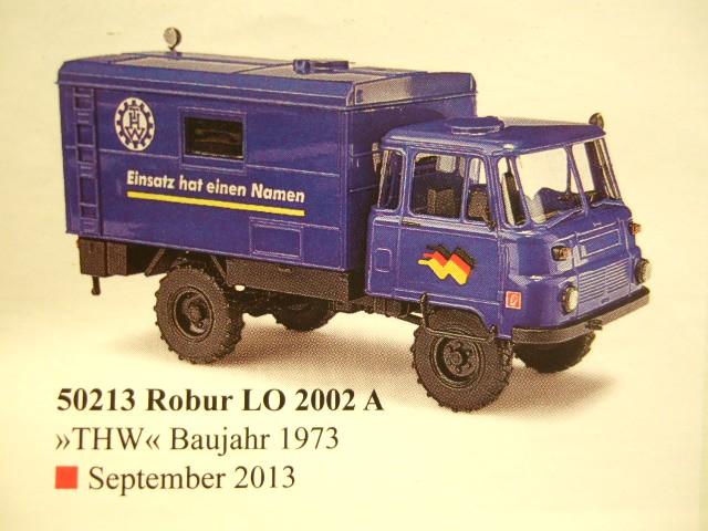 Busch Robur Lo 2002 A THW
