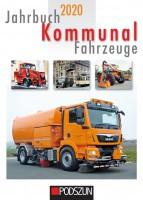 Podszun Verlag Jahrbuch Komunal Fahrzeuge 2020