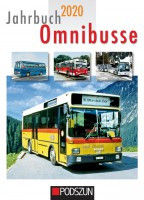 Podszun Verlag Jahrbuch Omnibusse 2020