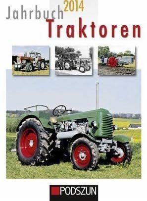 Podszun Verlag Jahrbuch Traktoren 2014 -Einzelstück-