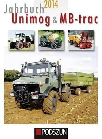 Podszun Verlag Jahrbuch Unimog & MB-trac 2014 -Einzelstück-