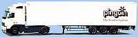 AWM Volvo FH 12 Pinguin Frischesystem -Einzelstück-