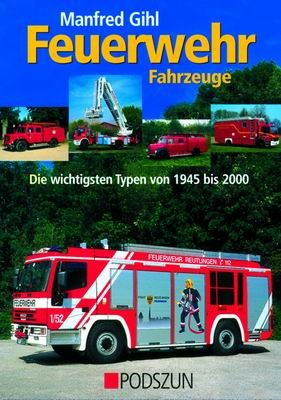Podszun Verlag Feuerwehrfahrzeuge(Einzelstück)