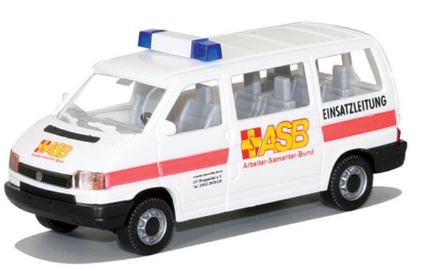 """AWM VW T4 KR """"ASB"""" OV Wuppertal -Einzelstück-"""