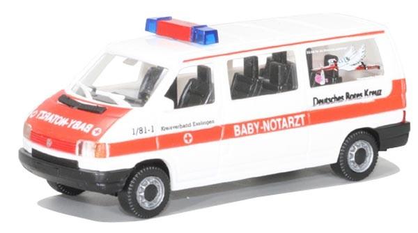 "AWM VW T4 LR ""Baby Notarzt Esslingen"