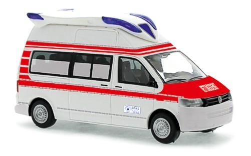 Rietze VW T5 Hornis KTW Blue ERAS Essen