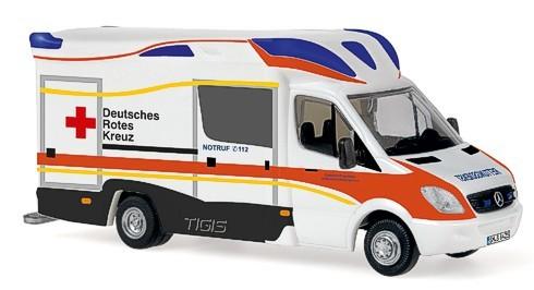 Rietze Einsatz-Serie MB Sprinter 06 RTW DRK Meiningen