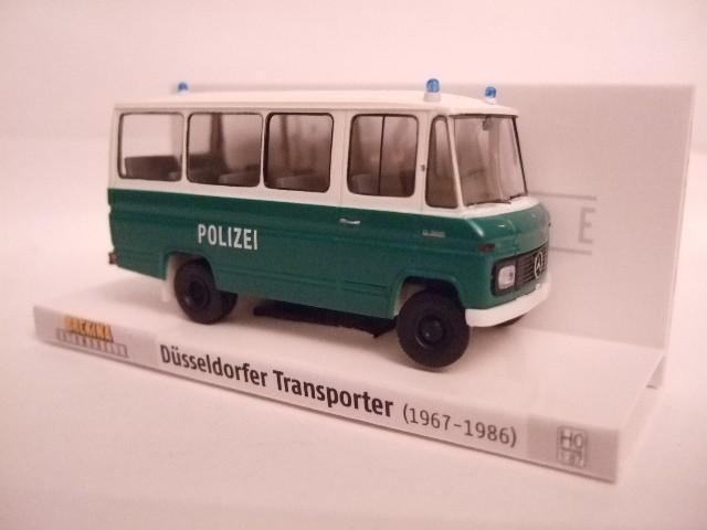 Brekina MB O 309 Bus Polizei