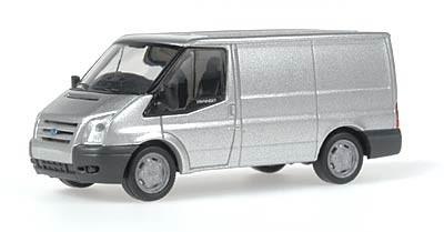 Rietze Ford Transit Kasten 2006 in silber metallic