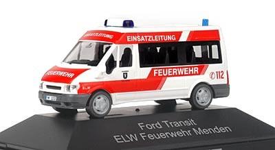 Rietze Einsatz Serie Ford Transit MZW FF Menden
