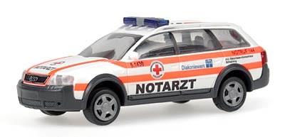 Rietze Audi Allrad Notarzt ÖRK Schladming