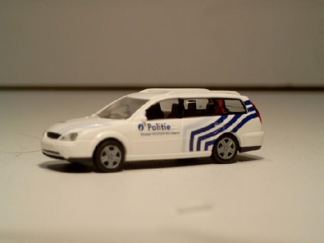 Rietze Ford Mondeo T Politie Brüssel