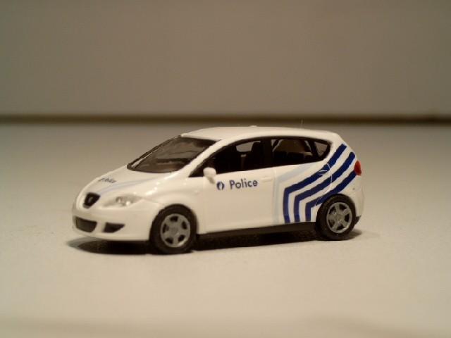 Rietze Seat Altea Police (Belgien)