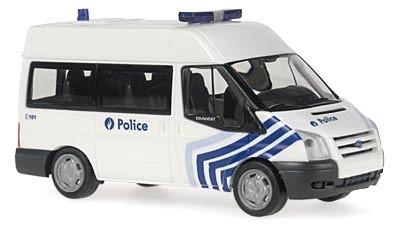 Rietze Ford Transit Police Brüssel (Belgien)