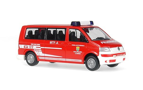 Rietze VW T5 LR MTW Feuerwehr Saalfelden (A)