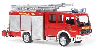 Rietze MB Atego 04 HLF 20/16 Feuerwehr Amt Neuhaus Elbe