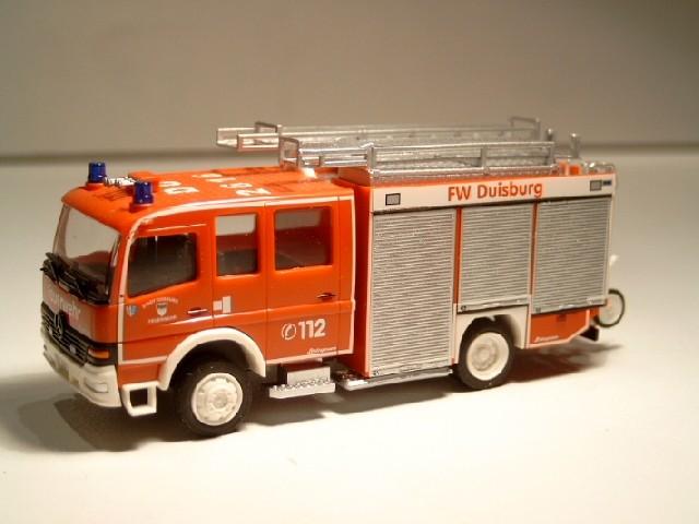 Rietze MB Atego LF 16/12 Feuerwehr Duisburg