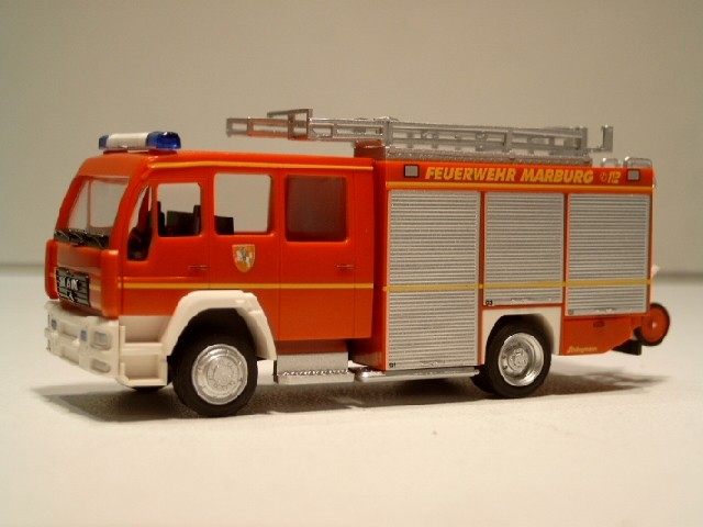 Rietze MAN LE 2000 LF 16/12 FF Marburg