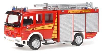 Rietze MB Atego TLF 16/25 Feuerwehr Ludwigsau OT Friedlos