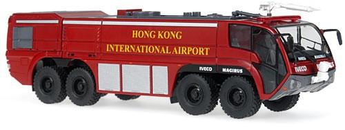 Rietze IVECO Magirus Super Dragon X8 FLF Hong Kong Airport