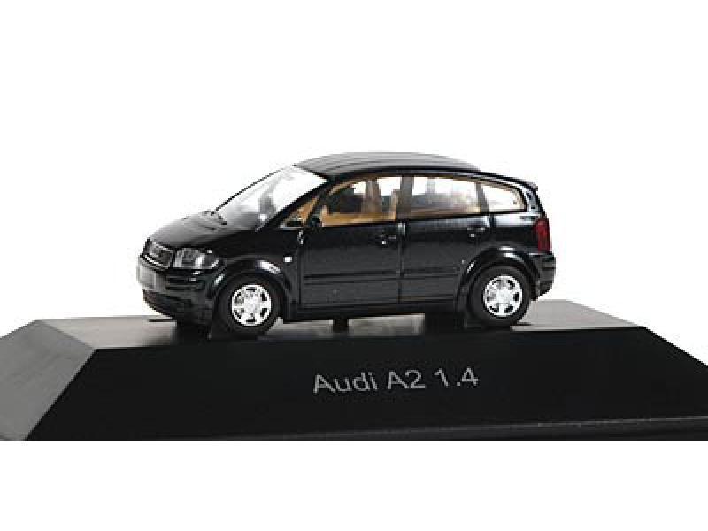 Rietze Audi A2 1.4 in PC-Box (Einzelstück)