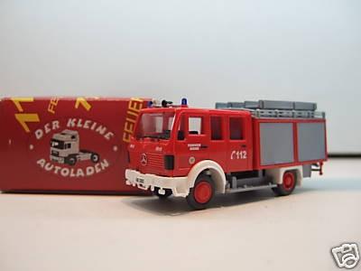 Rietze/Preiser  MB 1222 LF 16/12-1 Feuerwehr Bremen Neustadt
