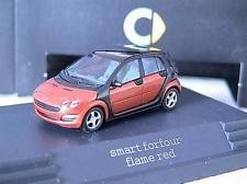 Busch Smart forfour ´04 flame red in PC-Box -Einzelstück-